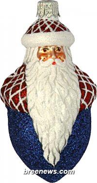 Acorn Santa