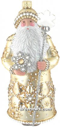 Crystalline Claus