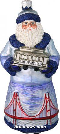 San Francisco Santa