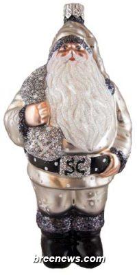 Nordstrom Santa