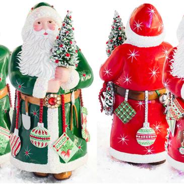 Santa for Sofie…. Milaegers