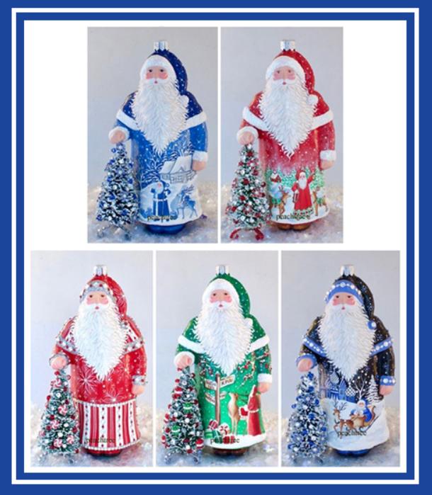 Père Noël de la Forêt….. Peachtree Place