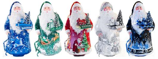 Quintessential Santa…. Milaegers