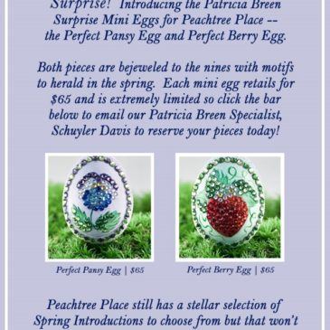 Peachtree Place Miniature Surprise Eggs