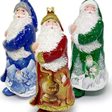 Milaeger's…. Santa for Charlie