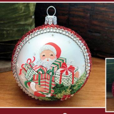 Historical Christmas Barn…Grande Orb: Cadeaux, Cadeaux!