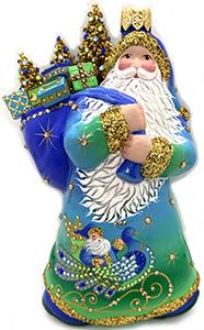 Peachtree Place… Marais Claus, Peacock Extraordinaire