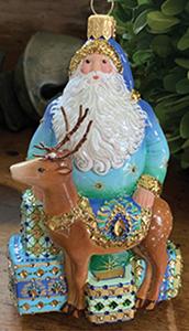 Blixen, Peacock….Historical Christmas Barn