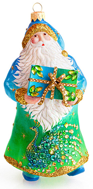 Beaumarchais Claus— Radiant Peacock…. Bergdorf Goodman