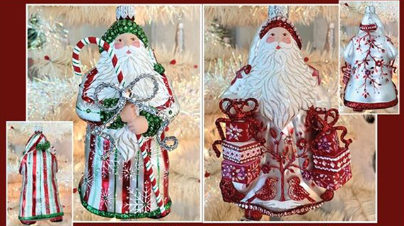 Sugar Claus And Loving Claus Exclusives …. Historical Christmas Barn