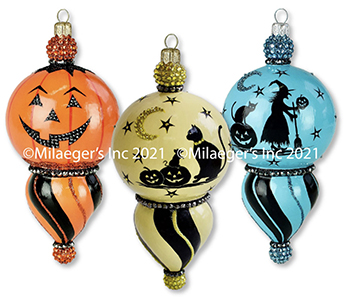 Patricia Breen Halloween Collection…Milaeger's exclusives